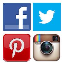 facebook-twitter-pinterest-instagram